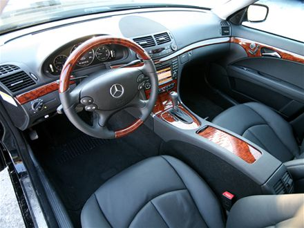 2009 Mercedes-Benz E320 BlueTec Review