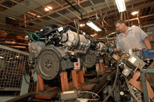 10 Millionth Ford Engine