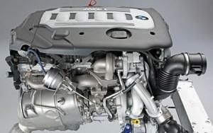BMW 35d Engine