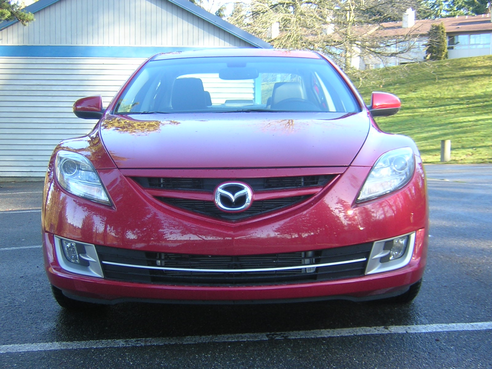 2009 mazda mazda6 i grand touring review autosavant autosavant. Black Bedroom Furniture Sets. Home Design Ideas