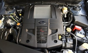 2009forester_xt_engine