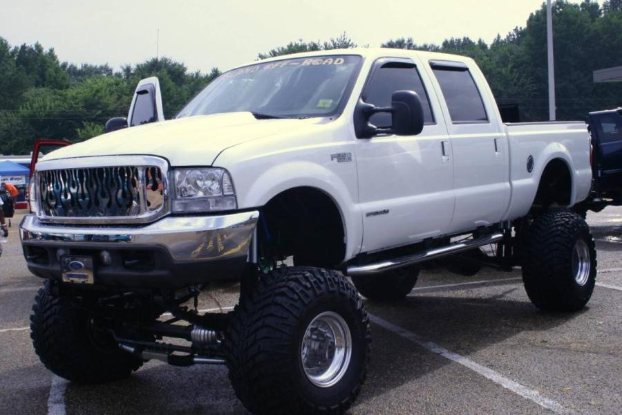 Ford Ranger Lifted Trucks. Point of a Lifted Truck?