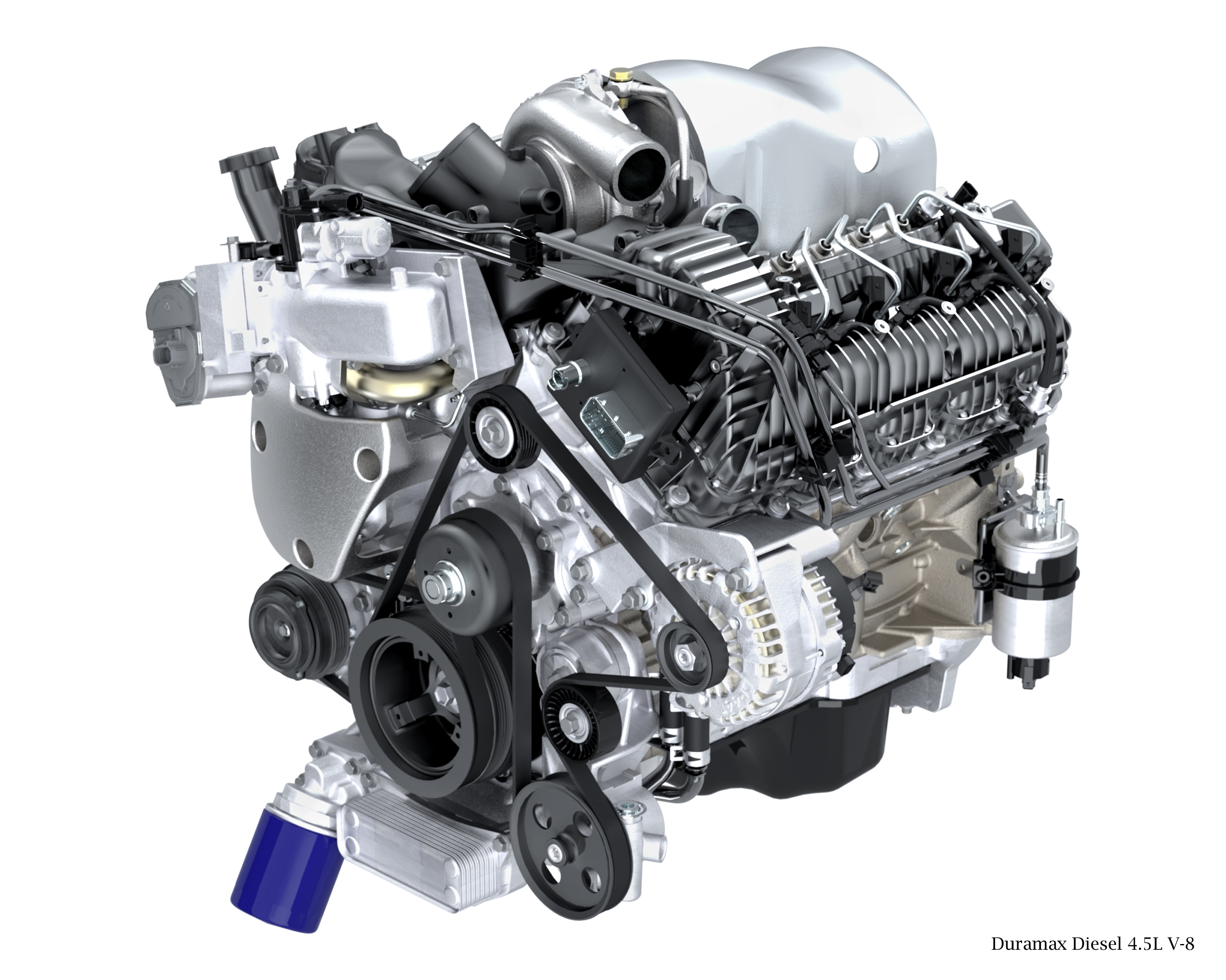 GM Shelves Innovative New 4.5 Liter V8 Diesel - Autosavant ...