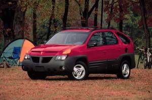 2001 Aztek GT