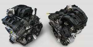 All-new flexible fuel 3.6-liter V-6 engine