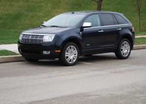 Lincoln's 2009 MKX