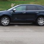Lincoln MKX Profile