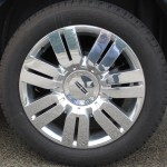 "Lincoln MKX Optional 20"" Wheel"