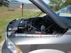 5.7 Liter HEMI V8