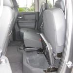 2009 Dodge Ram 1500 Quad Cab- Storage Under Rear Seats