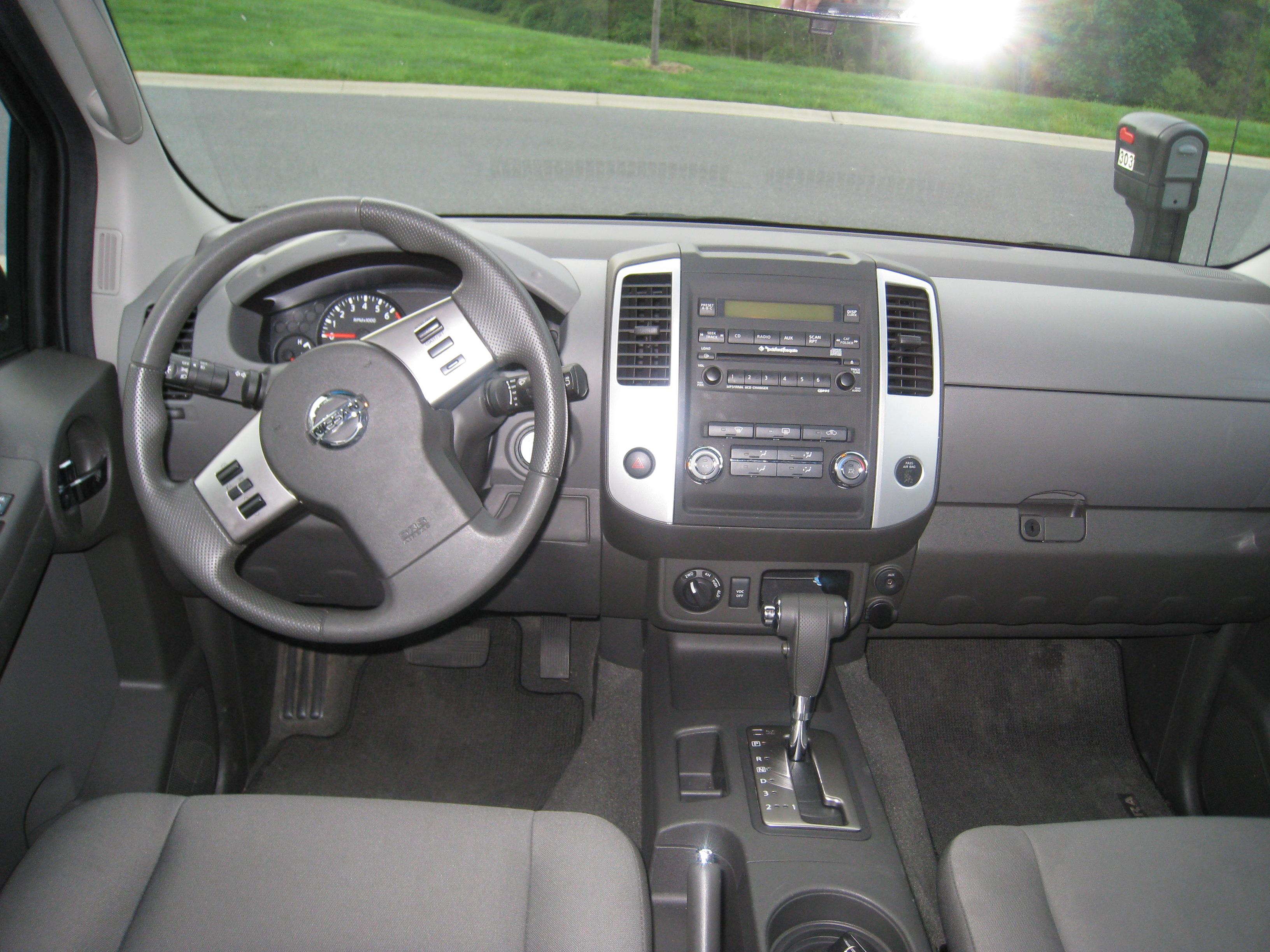 2009 Nissan Xterra S 4x4 Review Autosavant Autosavant
