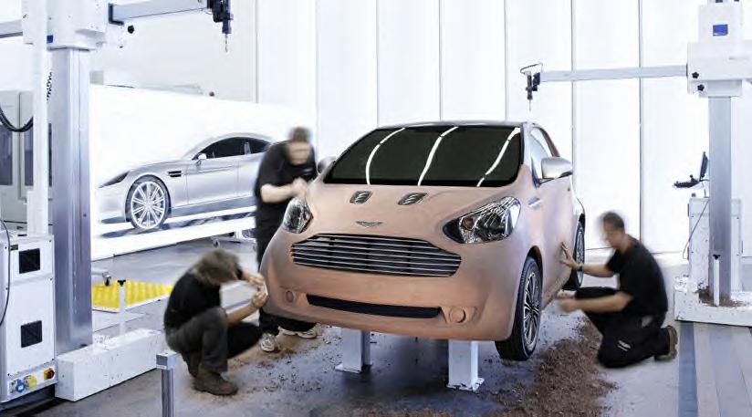 Joke Or Masterstroke Aston Martin Adapts Toyota S Clever Baby Autosavant