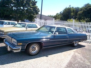 1976 Buick Electra 225 (not the author's actual car)