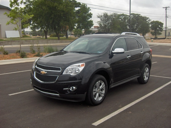 Attractive 2010 Chevrolet Equinox Black