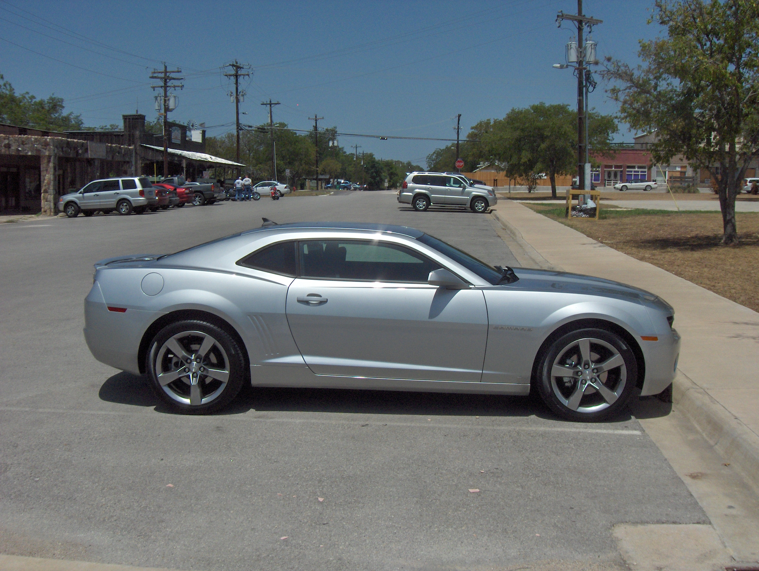 2010 chevrolet camaro 2lt v6 rs review autosavant. Black Bedroom Furniture Sets. Home Design Ideas