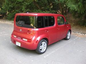 2009 Nissan Cube 1.8SL