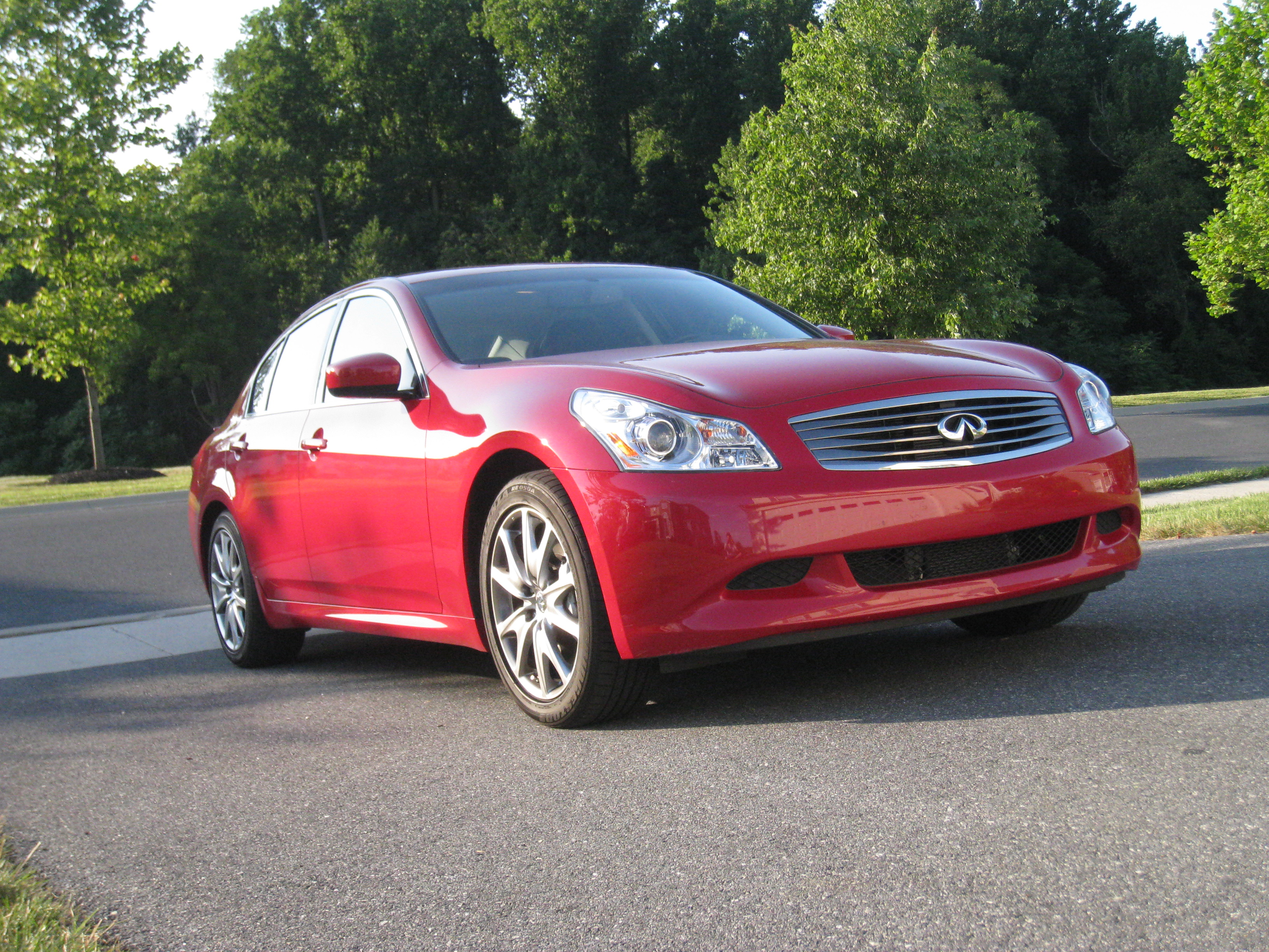 2009 infiniti g37s sedan journey review autosavant. Black Bedroom Furniture Sets. Home Design Ideas