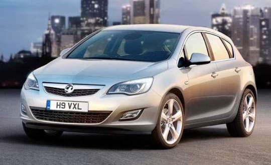 2010 Opel Astra 1