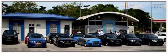 Audi Club Singapore