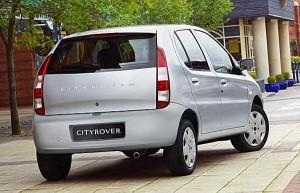 CityRover rear
