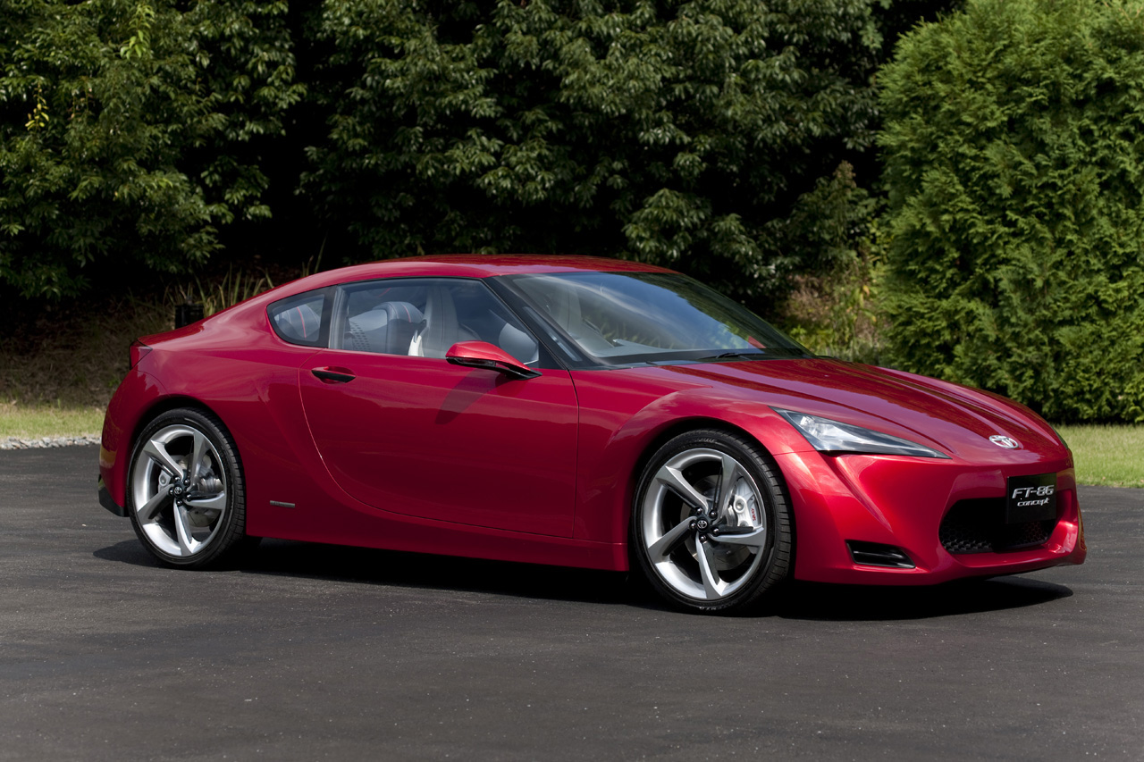 03 Toyota Ft 86 Concept Press