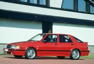 1991 Saab 9000 Aero T16