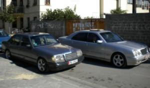 Albanian Mercedes