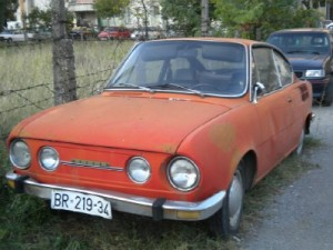 Skoda Coupe in Podgorica