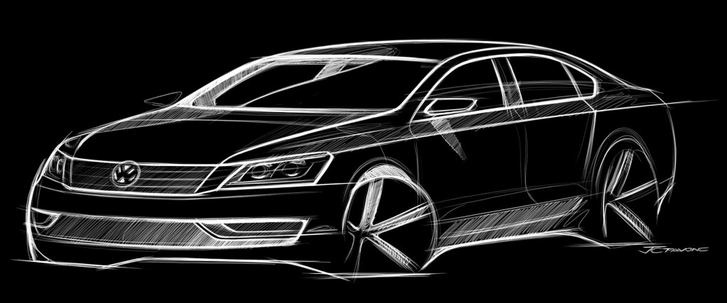 VOLKSWAGEN OF AMERICA, INC. SKETCH