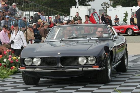 1966 Iso Rivolta GT