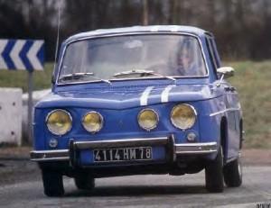 1966 Renault 8 Gordini