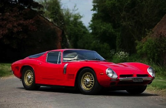 1968 Bizzarrini GT