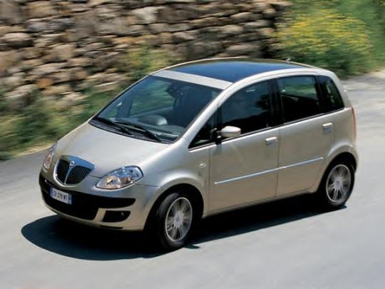 2010 Lancia Musa