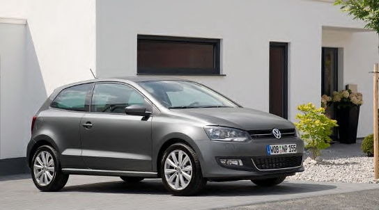 2010 VW Polo 3dr