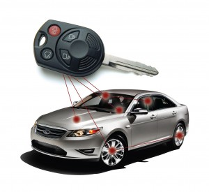 2010 Ford Taurus MyKey Technology