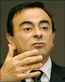 Carlos Ghosn - medium