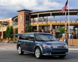 Ford Flex EcoBoost Launch