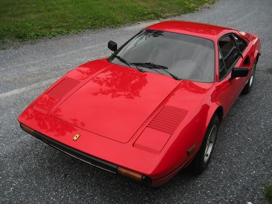 1986 Ferrari 308 GTB