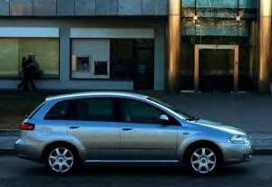 Current model Fiat Croma