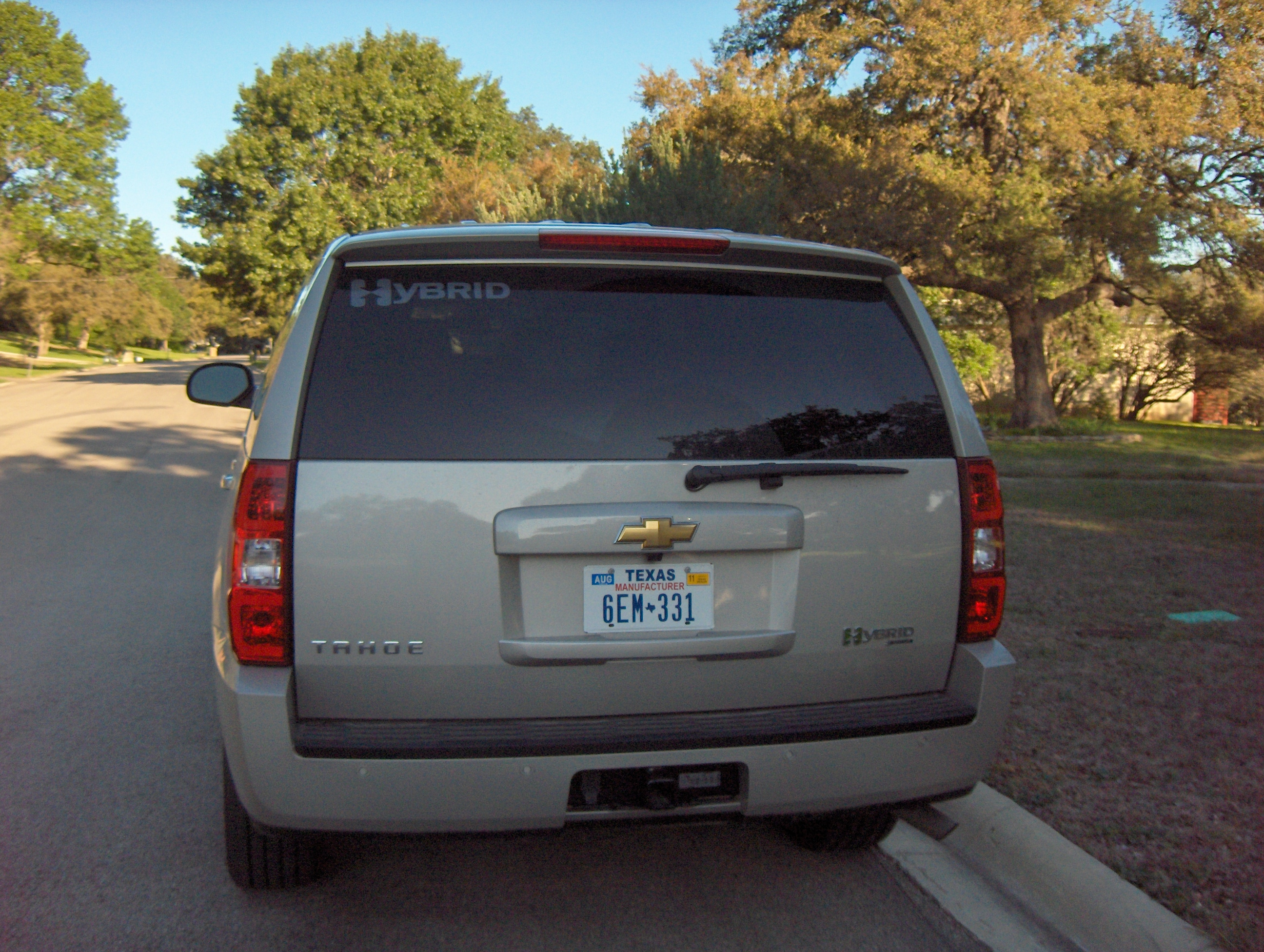 2010 Chevrolet Tahoe Hybrid Review Autosavant
