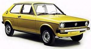 Original VW Polo 1975