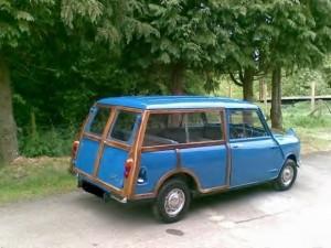 1966 Austin Mini Countryman