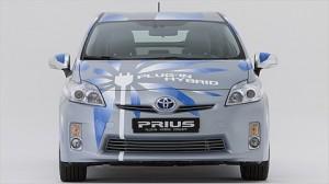 2010 Toyota Prius Hybrid plug-in - lease trial vehicle