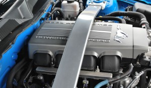 2010 Mustang GT Convertible Engine Side Warehouse
