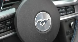 2010 Mustang GT Interior Wheel