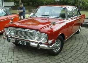 Ford Zodiac mk3