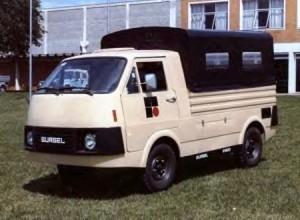 Gurgel Truck