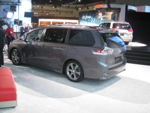 2011 Toyota Sienna SE