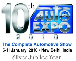 India Auto Expo 2010 logo