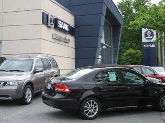 Saab dealer
